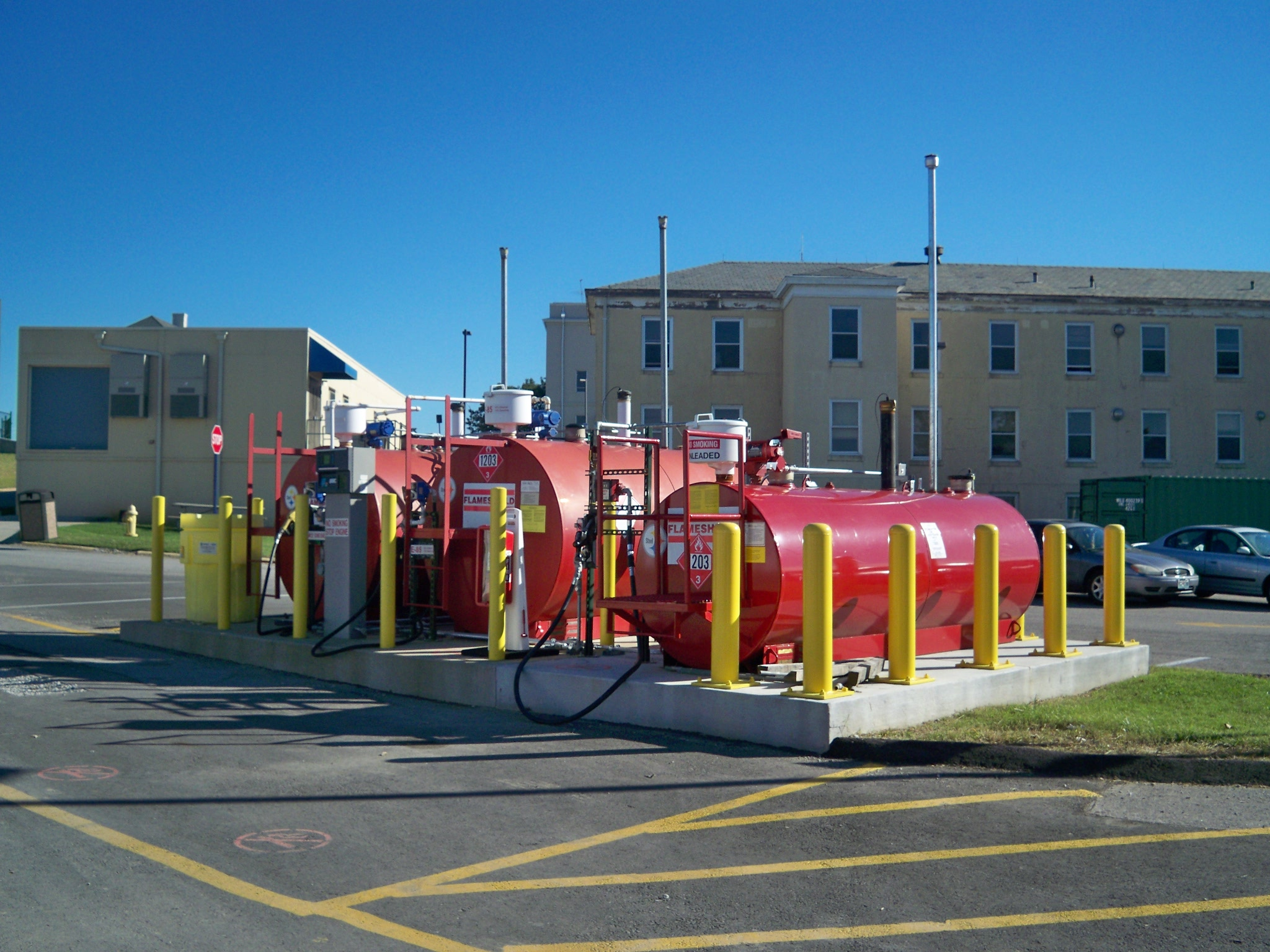 Aboveground Fuel Storage Tank Systems - Neumayer Equipment Company