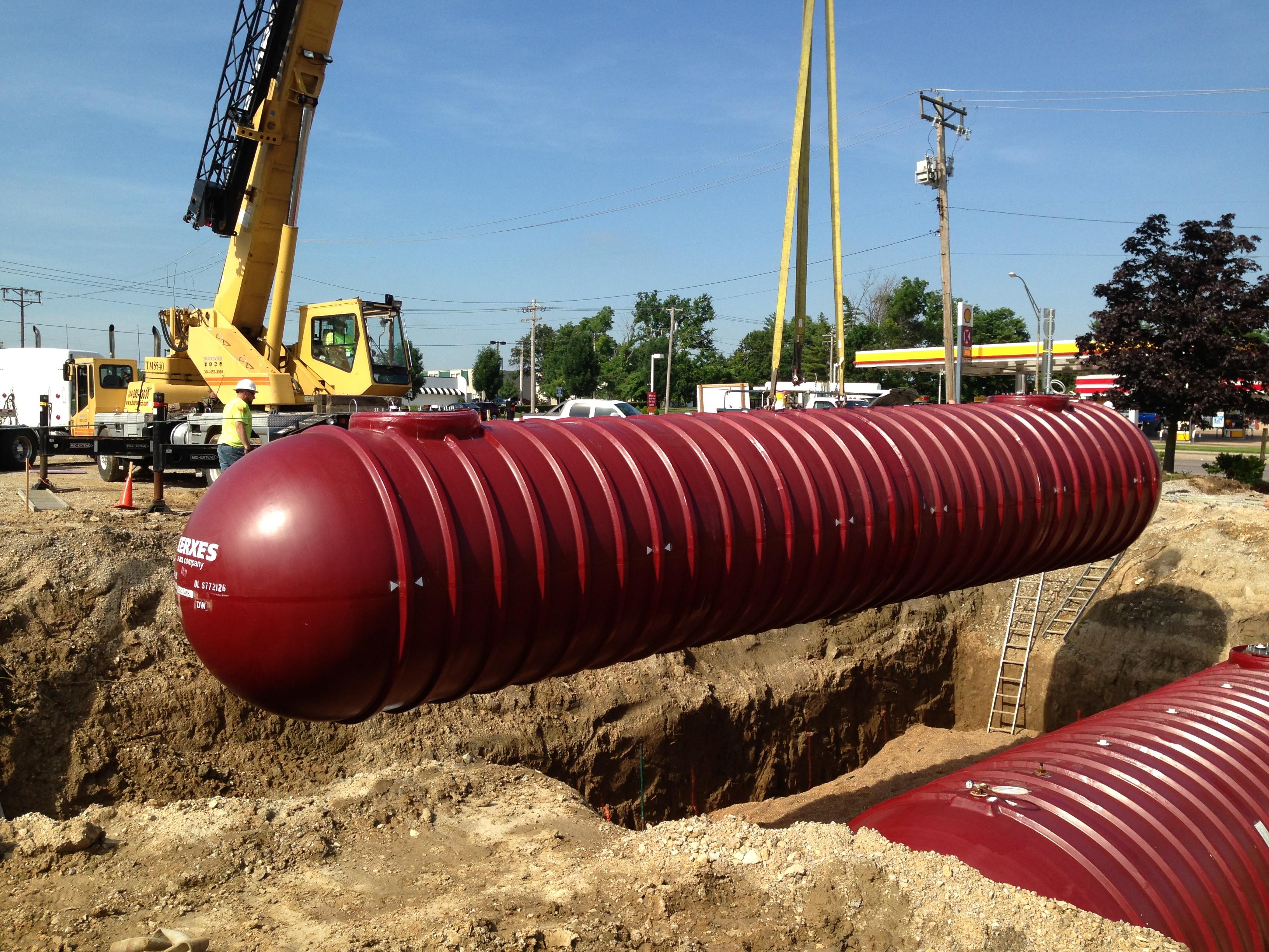 Underground Fuel Storage Tank Systems Neumayer Equipment