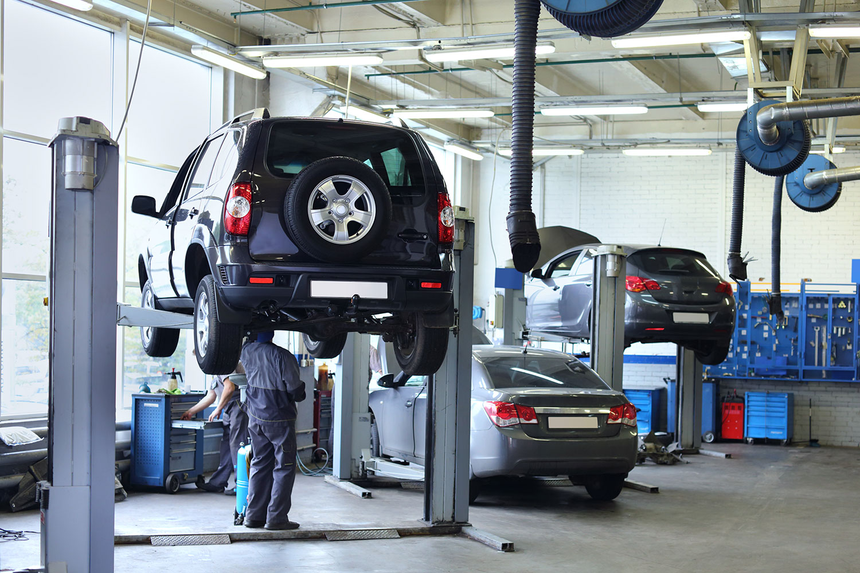 auto dealers  u0026 vehicle maintenance facilities